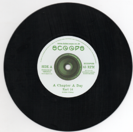 Earl 16 - A Chapter A Day / Version (Scoops) 7""